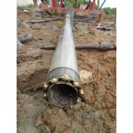 Ống nòng đôi lấy mẫu cọc xi măng đất