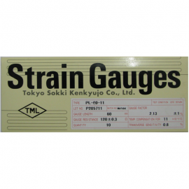 Strain gauge PL-5-120-11, 5mm