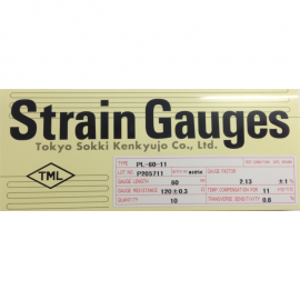 Strain gauge PL-60-11, 60mm