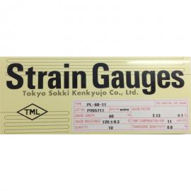 Strain gauge 120 Ohm, 60mm, PL-60-11