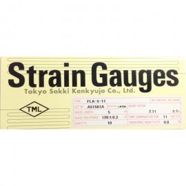 Strain gauges FLA-5-11, 5mm