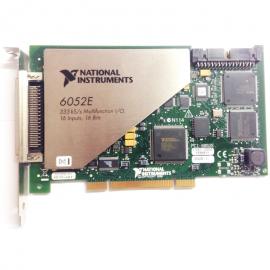Card NI PCI 6052E