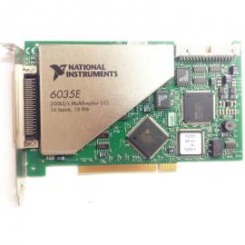 Card NI PCI 6035E